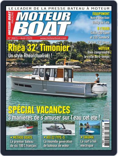 Moteur Boat July 10th, 2020 Digital Back Issue Cover