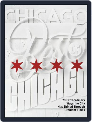 Chicago (Digital) August 1st, 2020 Issue Cover