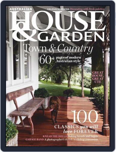 Australian House & Garden (Digital) August 1st, 2020 Issue Cover