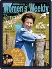 Australian Women's Weekly NZ (Digital) Subscription August 1st, 2020 Issue