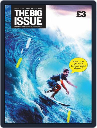 The Big Issue (Digital) July 20th, 2020 Issue Cover