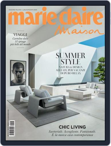 Marie Claire Maison Italia July 1st, 2020 Digital Back Issue Cover
