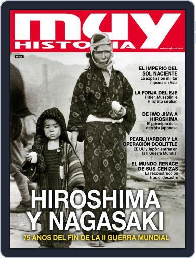 Muy Historia - España (Digital) August 1st, 2020 Issue Cover