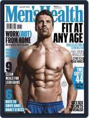 Men's Health South Africa (Digital) Subscription August 1st, 2020 Issue
