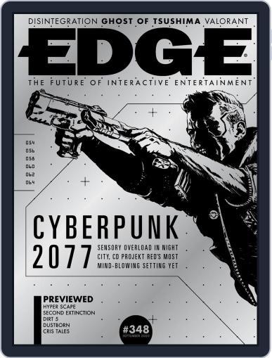 Edge September 1st, 2020 Digital Back Issue Cover