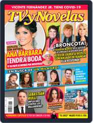 TV y Novelas México (Digital) Subscription July 20th, 2020 Issue