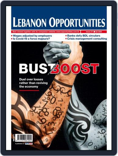 Lebanon Opportunities July 1st, 2020 Digital Back Issue Cover