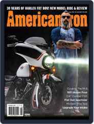 American Iron (Digital) Subscription May 21st, 2020 Issue