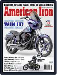 American Iron (Digital) Subscription January 30th, 2020 Issue