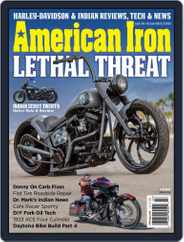American Iron (Digital) Subscription January 2nd, 2020 Issue