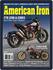 American Iron (Digital) Subscription June 13th, 2019 Issue