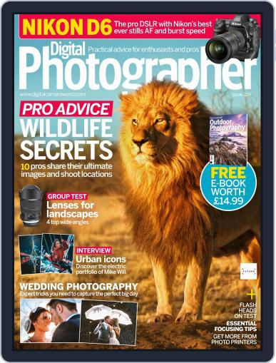 Digital Photographer August 1st, 2020 Issue Cover