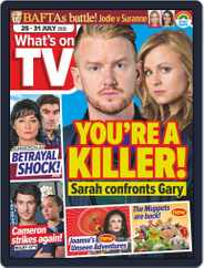 What's on TV (Digital) Subscription July 25th, 2020 Issue