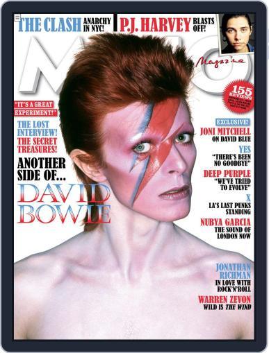 MOJO September 1st, 2020 Digital Back Issue Cover