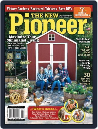 The New Pioneer (Digital) July 1st, 2020 Issue Cover