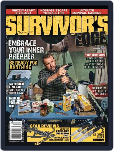 Survivor's Edge (Digital) June 29th, 2020 Issue Cover
