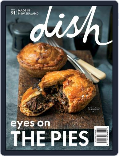 Dish (Digital) July 1st, 2020 Issue Cover
