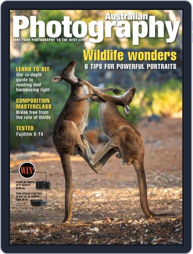 Australian Photography (Digital) August 1st, 2020 Issue Cover