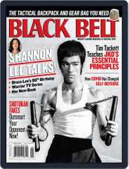 Black Belt (Digital) Subscription August 1st, 2020 Issue