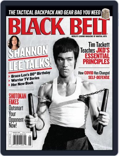 Black Belt (Digital) August 1st, 2020 Issue Cover