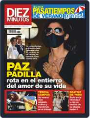 Diez Minutos (Digital) Subscription July 29th, 2020 Issue