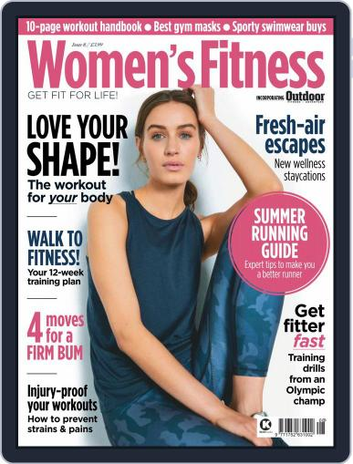 Women´s Fitness August 1st, 2020 Digital Back Issue Cover