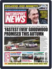 Motorsport News (Digital) Subscription July 22nd, 2020 Issue
