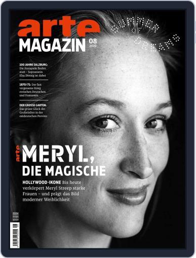 Arte Magazin (Digital) August 1st, 2020 Issue Cover