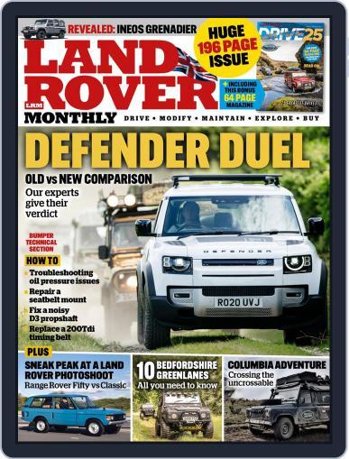 Land Rover Monthly September 1st, 2020 Digital Back Issue Cover
