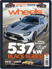 Wheels (Digital) Subscription August 1st, 2020 Issue