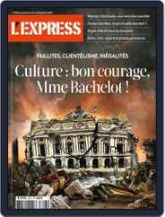 L'express (Digital) Subscription July 23rd, 2020 Issue