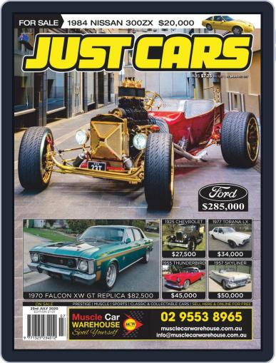 Just Cars (Digital) July 23rd, 2020 Issue Cover