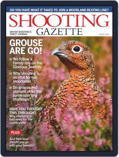 Shooting Gazette August 1st, 2020 Digital Back Issue Cover