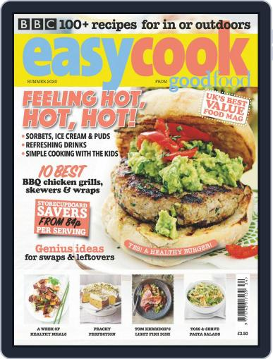 BBC Easycook July 1st, 2020 Digital Back Issue Cover