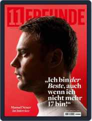 11 Freunde (Digital) Subscription August 1st, 2020 Issue