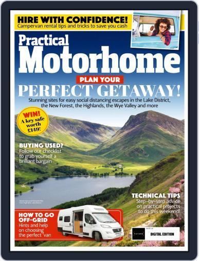 Practical Motorhome (Digital) September 1st, 2020 Issue Cover