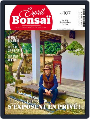 Esprit Bonsai (Digital) August 1st, 2020 Issue Cover