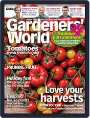 BBC Gardeners' World (Digital) Subscription August 1st, 2020 Issue