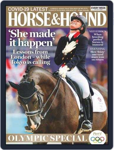 Horse & Hound (Digital) July 23rd, 2020 Issue Cover