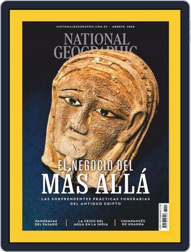 National Geographic - España (Digital) August 1st, 2020 Issue Cover