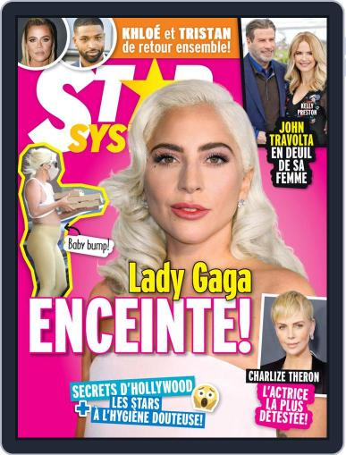 Star Système July 31st, 2020 Digital Back Issue Cover