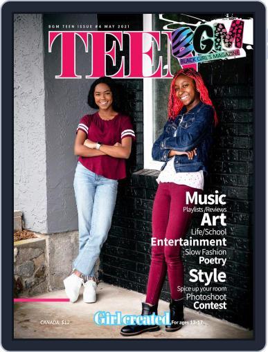 Teen Black Girl's