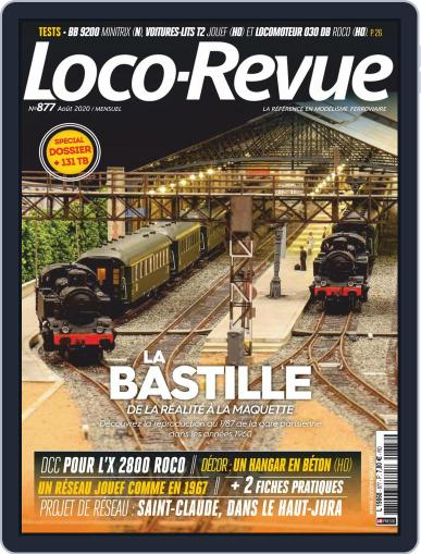 Loco-revue (Digital) August 1st, 2020 Issue Cover