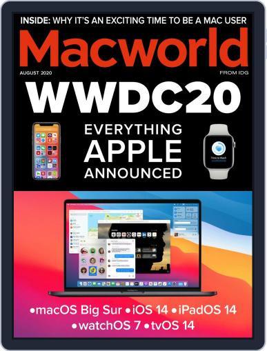 Macworld UK (Digital) August 1st, 2020 Issue Cover