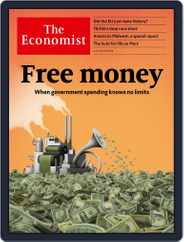 The Economist Middle East and Africa edition (Digital) Subscription July 25th, 2020 Issue