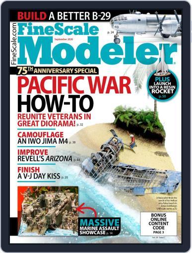FineScale Modeler (Digital) September 1st, 2020 Issue Cover