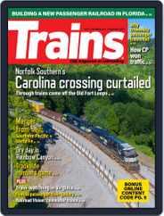 Trains (Digital) Subscription September 1st, 2020 Issue