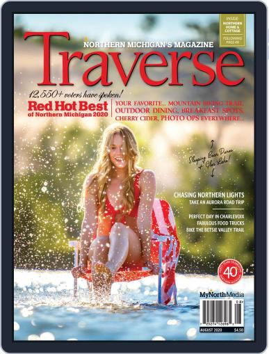 Traverse, Northern Michigan's (Digital) August 1st, 2020 Issue Cover
