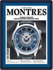 La revue des Montres (Digital) Subscription July 1st, 2020 Issue