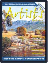 Artist's Palette (Digital) Subscription July 1st, 2020 Issue